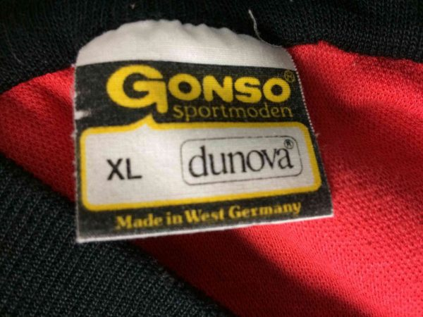 GONSO Maillot Made in West Germany VTG 80s Gabba Vintage 6 resultat rotated - GONSO Maillot Vélo 80s Vintage West Germany