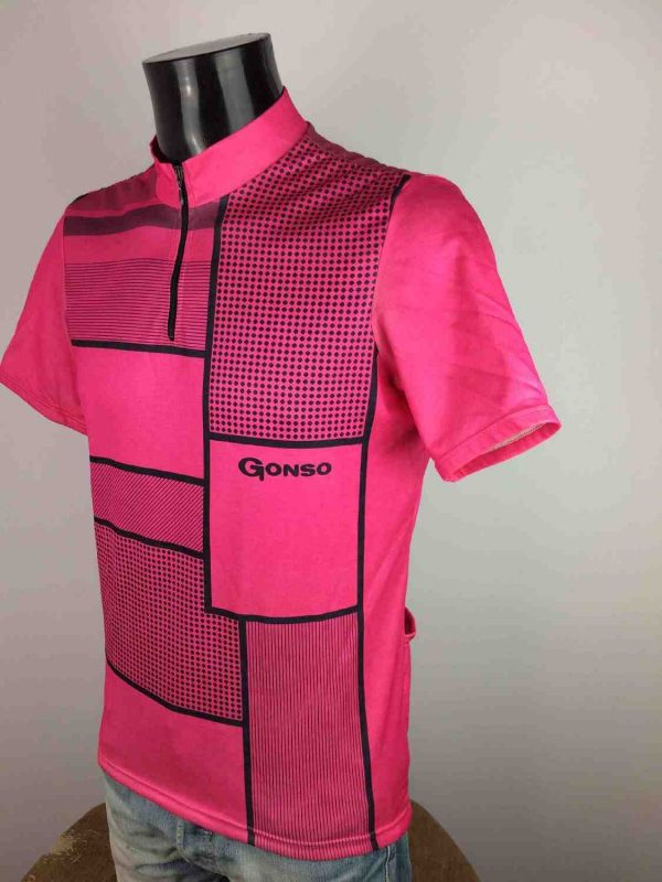 GONSO Maillot Made in West Germany VTG 80s Gabba Vintage 8 resultat - GONSO Maillot Vélo Vintage 80s West Germany