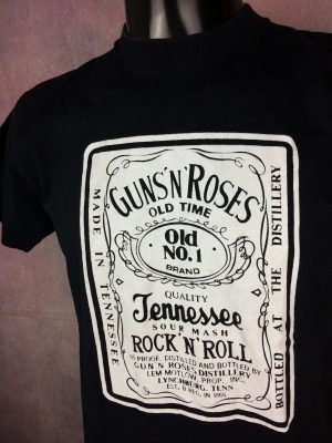 GUNS N ROSES T-Shirt Vintage 90s Tennessee - Gabba Vintage