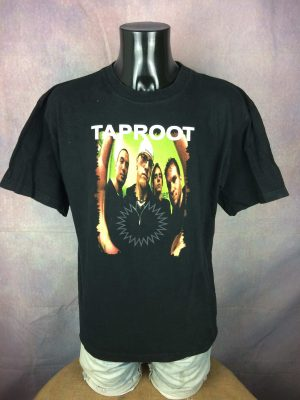 Taproot T-Shirt Welcome True Vintage 00s - Gabba Vintage