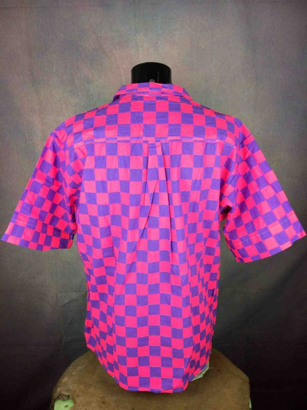 PASCAL Chemise Vintage 80 Made in France NOS - Gabba Vintage