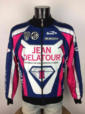 JEAN DELATOUR Team Veste Biemme Vintage 2003 - Gabba Vintage