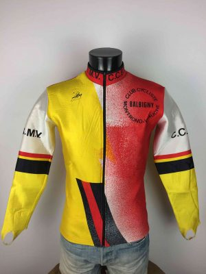 JFM Veste Vintage 90s Made in France Club - Gabba Vintage