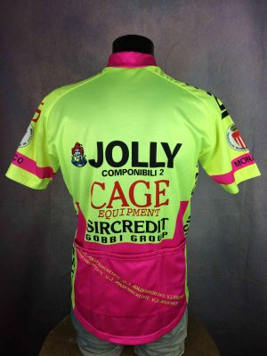 JOLLY COMPONIBILI Team Maillot Vintage 1994 - Gabba Vintage