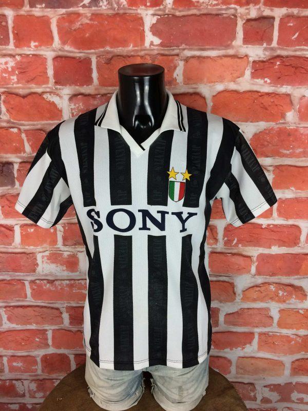 Juventus Maillot Zidane #21 VTG 1996 Replica - Gabba Vintage