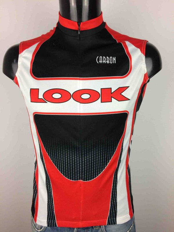 LOOK MaillotCarbon Made in Italy Sleeveless - Gabba Vintage