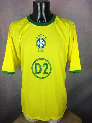 MARCELO D2 Jersey Maillot Made in Brazil MD2 - Gabba Vintage