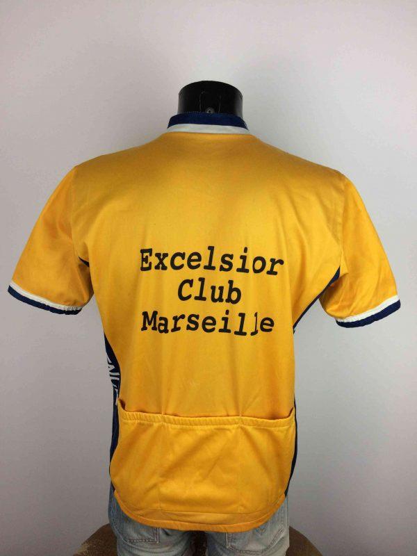 MARSEILLE Maillot Excelsior Club Vintage 90s Gabba Vintage 3 scaled - MARSEILLE Maillot Excelsior Club Vintage 90s
