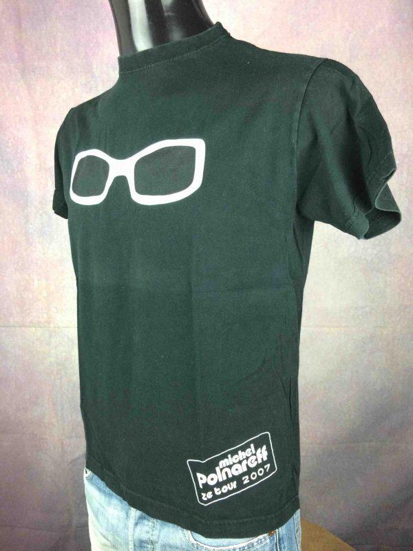 Michel Polnareff T-Shirt Ze Tour 2007 VTG - Gabba Vintage