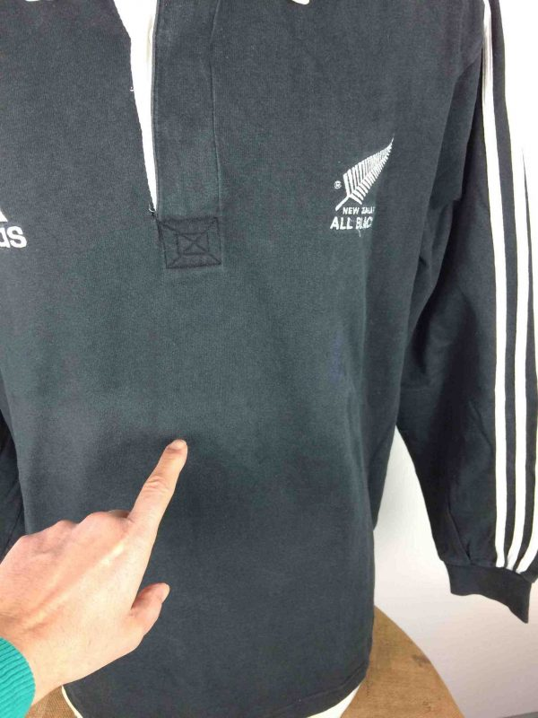 NEW ZEALAND ALL BLACKS Maillot Vintage 1999 - Gabba Vintage