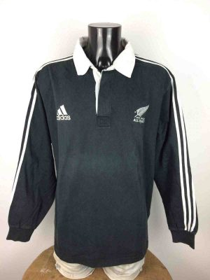 NEW ZEALAND ALL BLACKS Maillot Vintage 1999 - Gabba Vintage