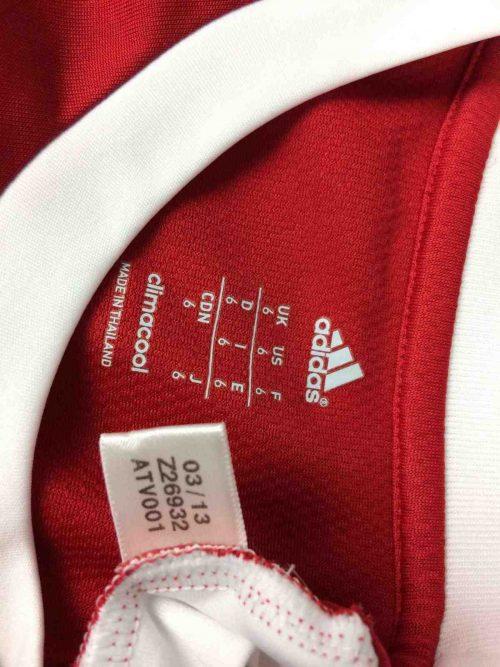 OLYMPIQUE LYONNAIS Maillot Adidas Away 2013 - Gabba Vintage