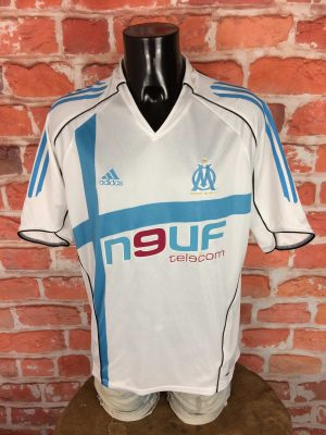OM Maillot 2004 2005 Home Marseille Adidas - Gabba Vintage