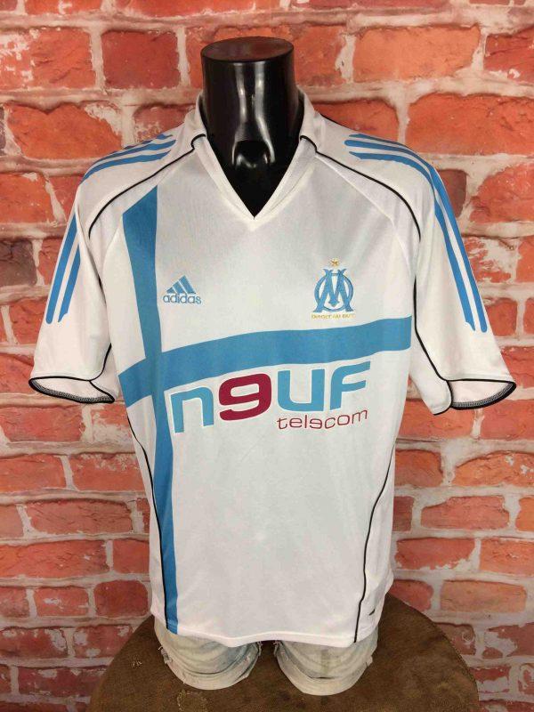 OM Maillot 2004 2005 Home Marseille Adidas - Gabba Vintage