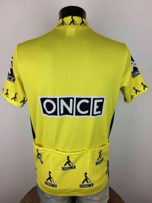ONCE Team Maillot Etxe Ondo Vintage 90s 1997 - Gabba Vintage
