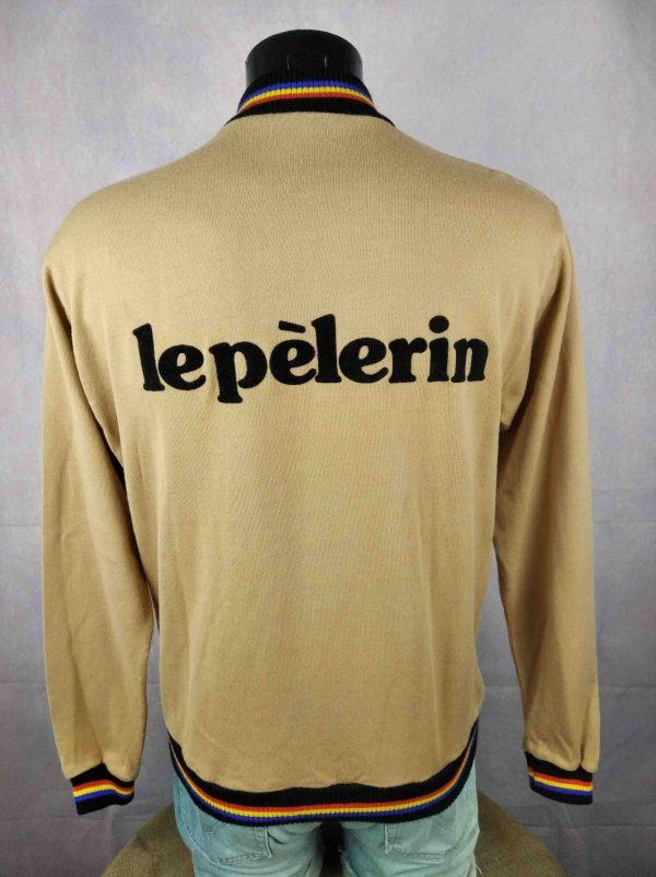 PARIS Veste Vintage 80s Made France Pelerin Gabba Vintage 5 - PARIS Veste Vintage 80s Made France Pelerin