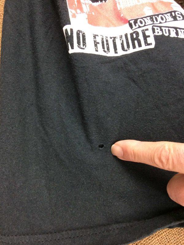 Punk T Shirt Vintage 80s Sex Pistols Damned Gabba Vintage 1 scaled - Punk T-Shirt Vintage 80s Sex Pistols Damned