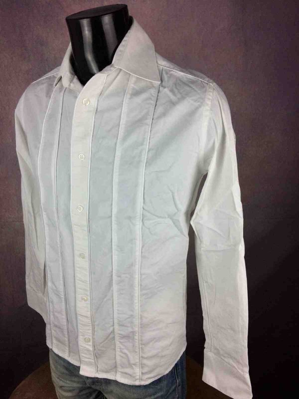 SOULEIADO Chemise Gardian Camargue Provence Gabba Vintage 2 resultat - SOULEIADO Chemise Vintage 90s Provence Luxe