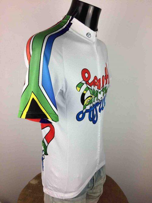SOUTH AFRICA Jersey Maillot Enjoy Drapeau - Gabba Vintage