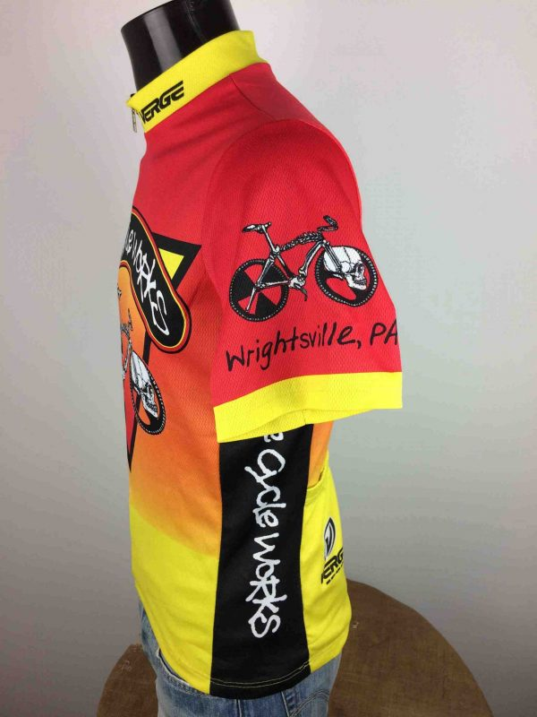 VERGE Maillot The Cycles Works Vintage 00s - Gabba Vintage