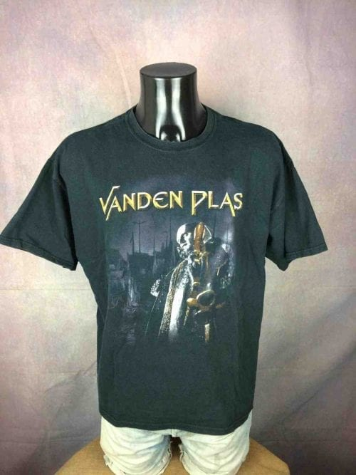 Vanden Plast T-Shirt Christ O 2006 Vintage - Gabba Vintage