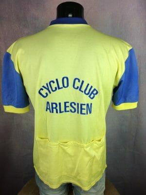 YCLO CLUB ARLESIEN Maillot Vintage 80s Team - Gabba Vintage