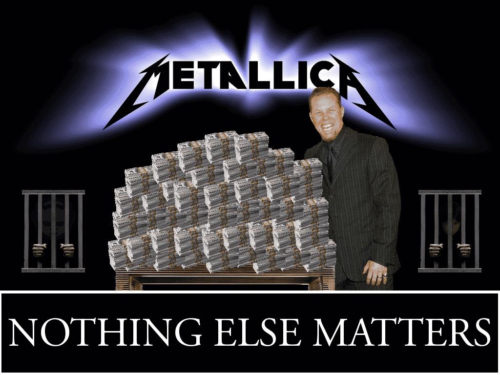 Metallica  2000:  tour pour le thrash?