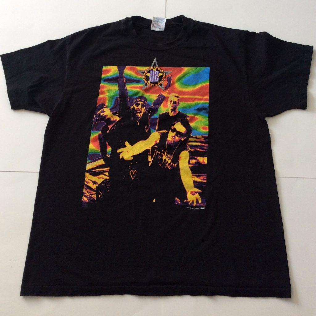 u2 t shirt - Velvet Underground : le dernier t-shirt tour