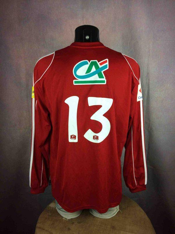 ADIDAS Jersey Coupe de France 2010 Porte Gabba Vintage 5 scaled - ADIDAS Jersey Coupe de France 2010 Porté