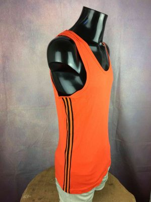 ADIDAS Maillot Made in France Vintage 70s - Gabba Vintage