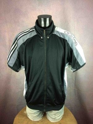 ADIDAS Veste Warm Up Vintage 90s Basketball - Gabba Vintage
