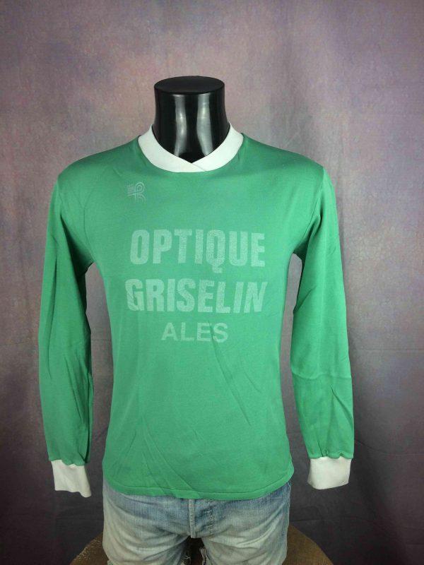 ALES Jersey Maillot #4 Porté Vintage 80s - Gabba Vintage