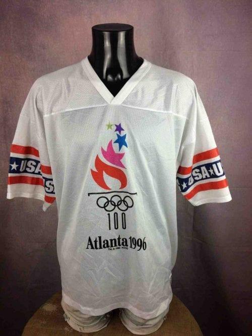 ATLANTA 1996 Jersey Olympics Vintage 90s - Gabba Vintage
