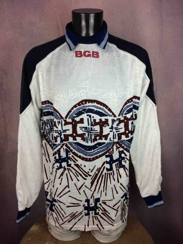 BGB Jersey Goalkeeper Vintage 90s Made in Italy - Gabba Vintage