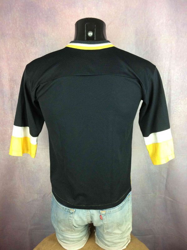 BOSTON BRUINS Maillot USA Vintage 80s Hockey - Gabba Vintage