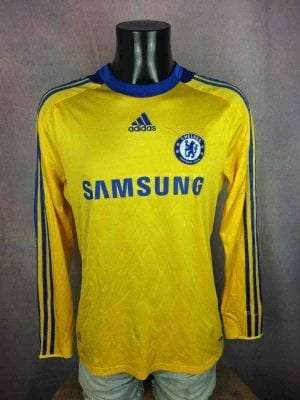 CHELSEA Jersey Terry 2008 2009 Third Adidas - Gabba Vintage