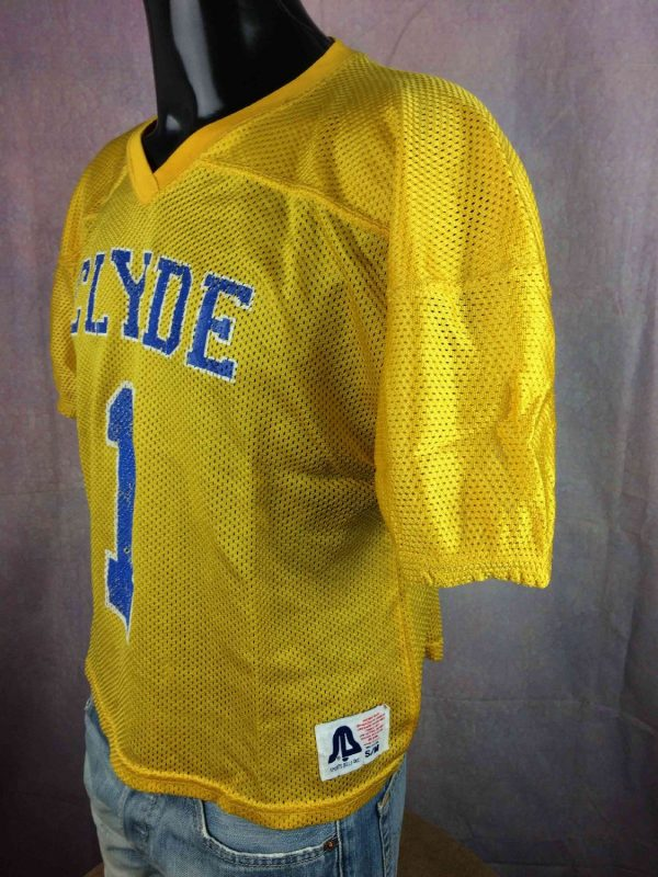 CLYDE Maillot Vintage 80s Made in USA 1 Gabba Vintage 3 resultat - CLYDE Maillot Vintage 80s Made in USA #1 NFL