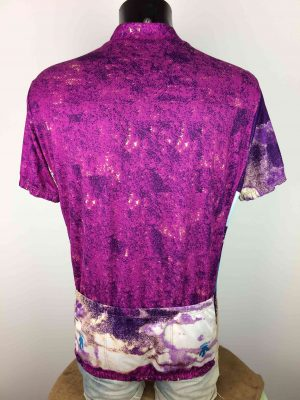 DESCENTE Maillot Vintage 90s Made in Swiss - Gabba Vintage