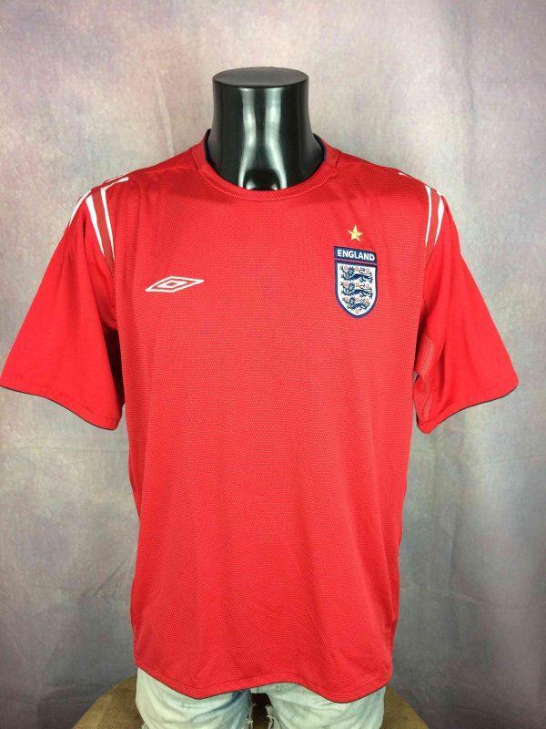 ENGLAND Jersey Away Vintage 2004 2006 Euro - Gabba Vintage