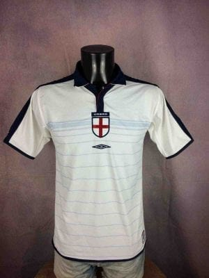 ENGLAND Maillot Vintage 2004 Reversible Umbro