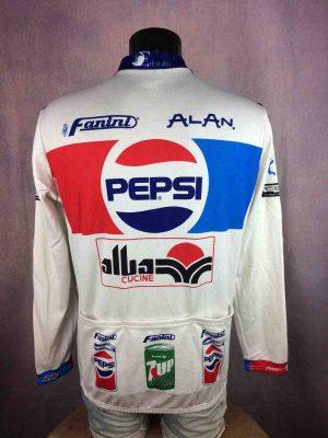 FANINI Team Maillot Vintage 1988 Giessegi - Gabba Vintage