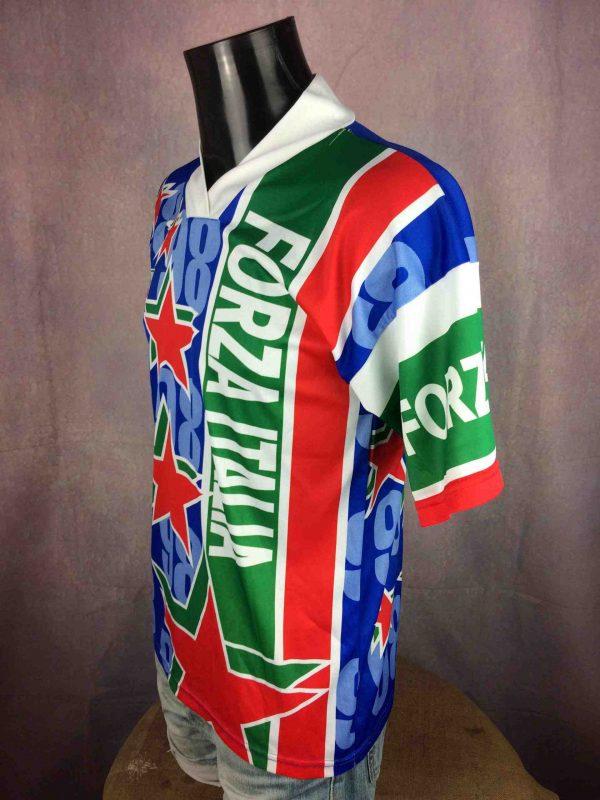 FORZA ITALIA Jersey World Cup 1998 Vintage Gabba Vintage 3 scaled - FORZA ITALIA Jersey World Cup 1998 Vintage