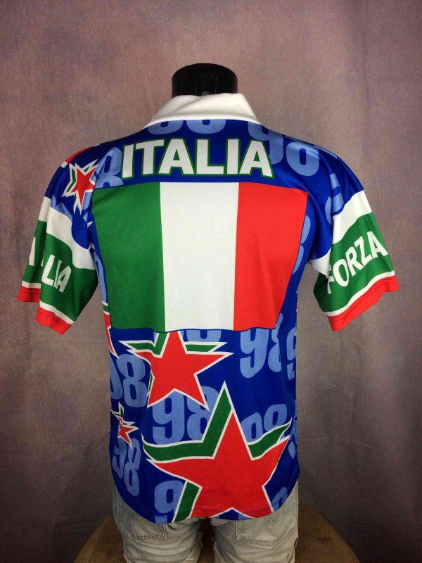 FORZA ITALIA Jersey World Cup 1998 Vintage Gabba Vintage 4 scaled - FORZA ITALIA Jersey World Cup 1998 Vintage