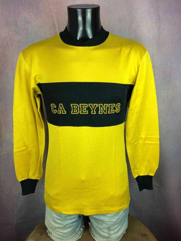 GERBAUD Jersey Made in France Vintage 80s - Gabba Vintage