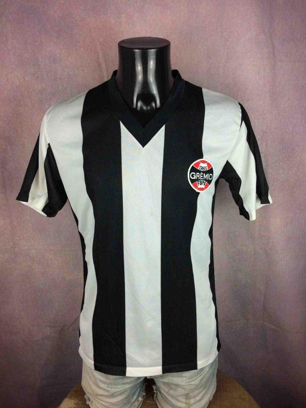 GREMIO Jersey FPBA Vintage 80s Brazil Replica - Gabba Vintage