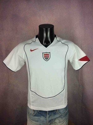 USA Team Jersey Maillot 2004 2006 Home Nike - Gabba Vintage
