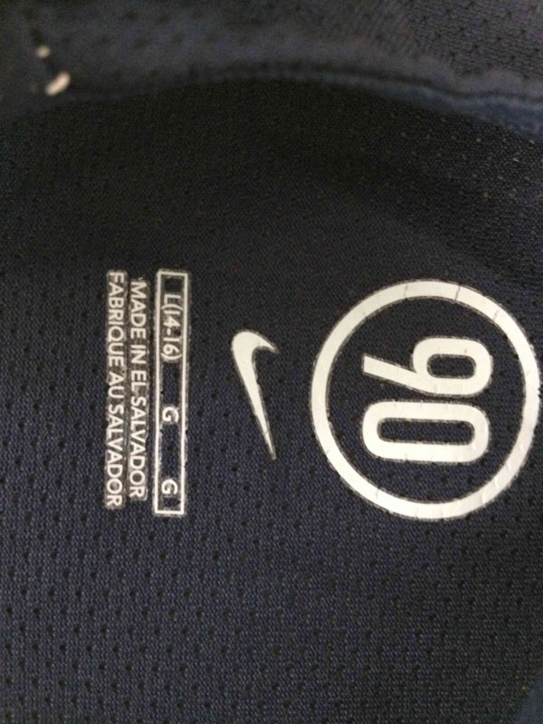 IMG 3606 compressed scaled - USA Team Jersey Maillot 2004 2006 Home Nike