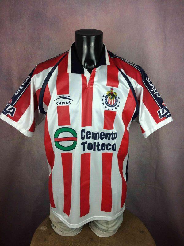CLUB DEPORTIVO GUADALAJARA Jersey 1999 2000 - Gabba Vintage