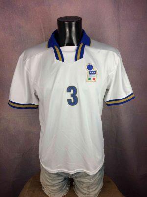 ITALIA Jersey Vintage 1996 Player Issue Maldini - Gabba Vintage