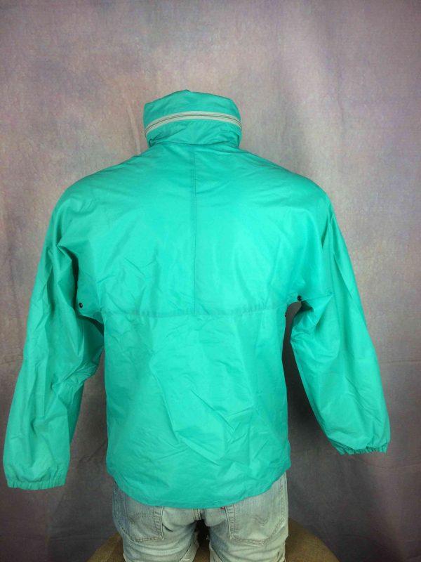 K WAY Jacket Veste Made in France Vintage 90s Gabba.. 4 scaled - K WAY Jacket Veste Made in France Vintage 90s